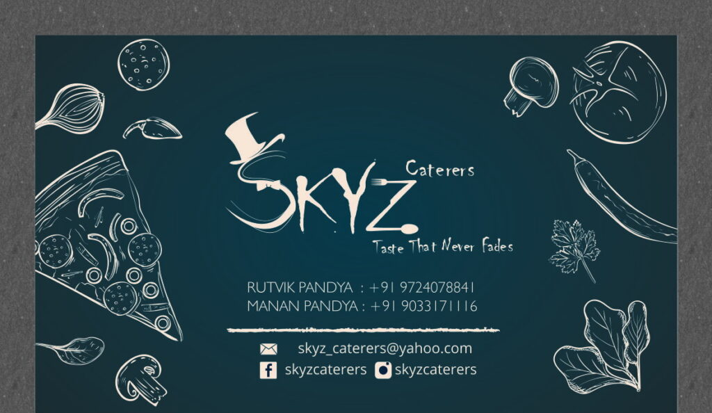 Exprement Border Skyz Caterers